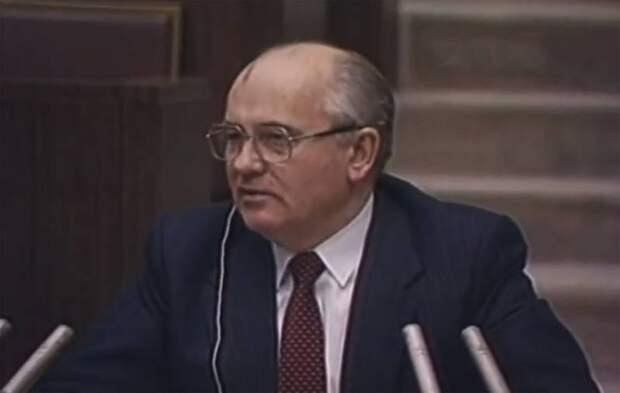 Кто стоял за Андроповым и Горбачёвым