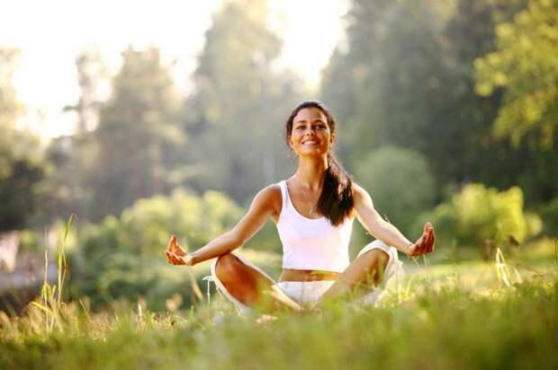 Йога. Спорт. Фото: pixabay.com
