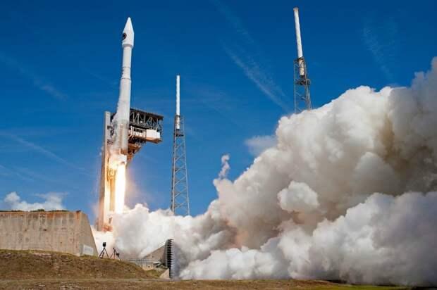СШАвывели наорбиту спутник дляслежения заракетными угрозами (ВИДЕО)
