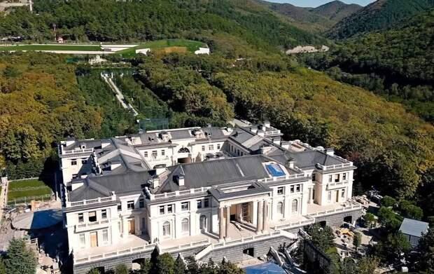 Берлин потребовал объяснить происхождение «дворца Путина» – в России ответили