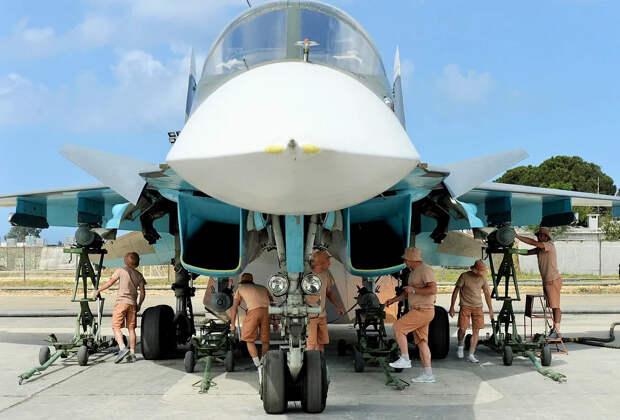 """Первая большая война """"могучего утёнка"""". Как Су-34 проявил себя в Сирии."""
