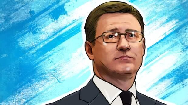 Вице-премьер РФ Александр Новак