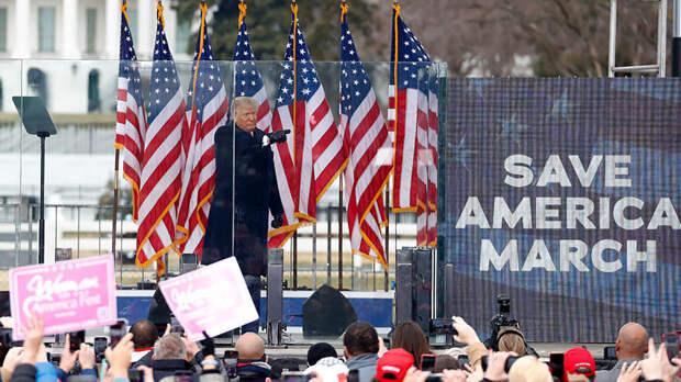 """Страшное слово """"импичмент"""": Трамп снова выйдет сухим из воды"""