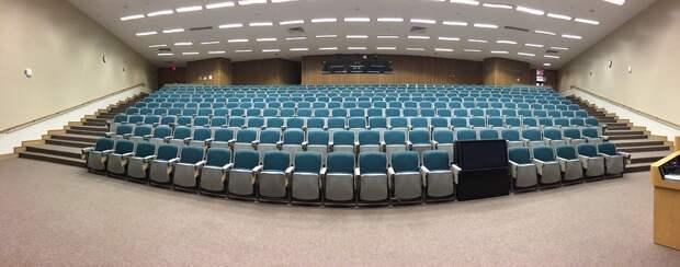 Аудитория, Класс, Лекция, Образования, Пустой