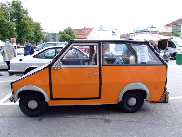 Гид по немецким компактным авто городской автомобиль, малолитражка