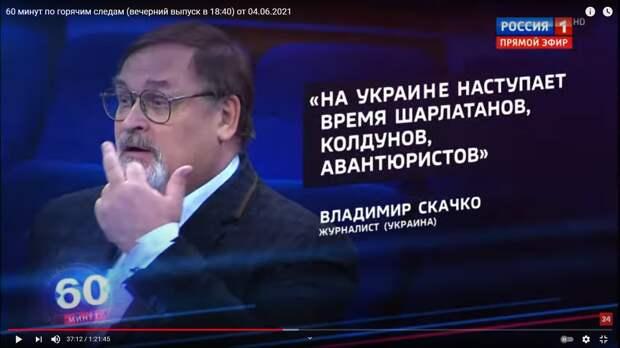 «Провокация с формой команды Украины — грубое проникновение политики во все сферы жизни» — Владимир Скачко