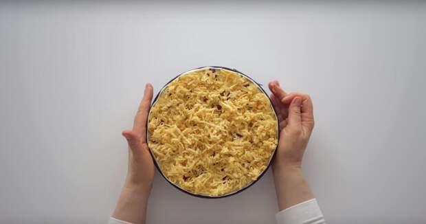 Безупречный сметанный пирог, который покорит всю семью
