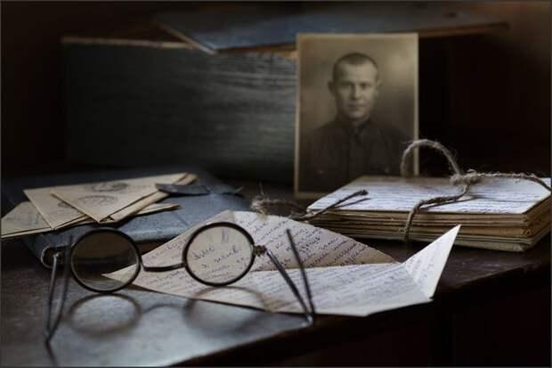 ФОТОВЫСТАВКА. Александр Сенников: память о прошлом