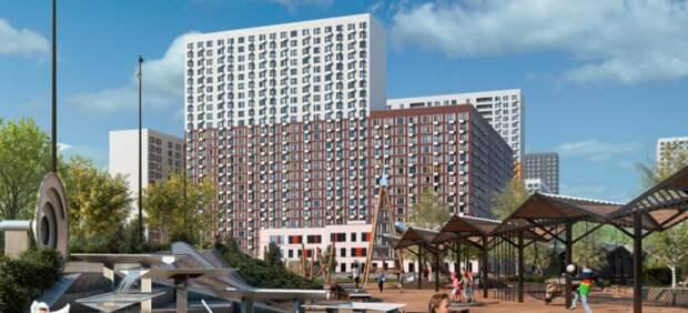 На Верхних Полях в Марьине появится новый жилой дом