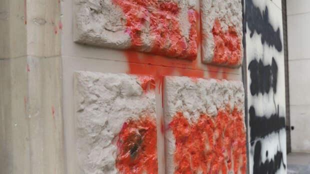Вандалы осквернили главный католический храм в Тулузе