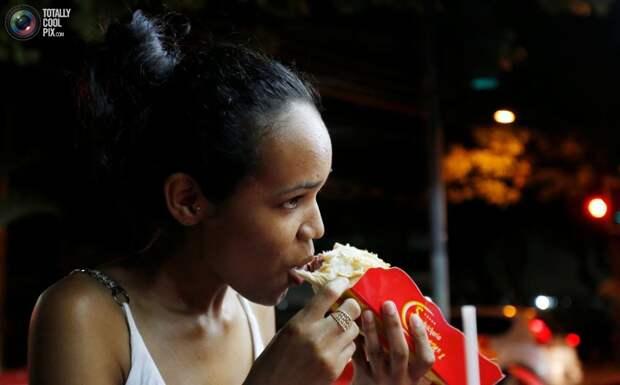 Бразильская еда