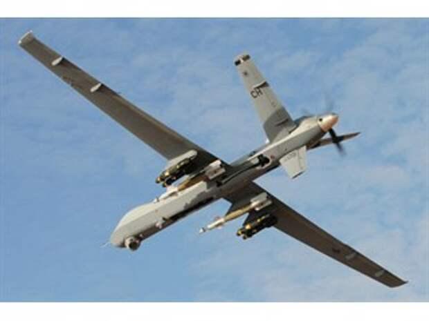 США применили в Сирии «летающую мясорубку»