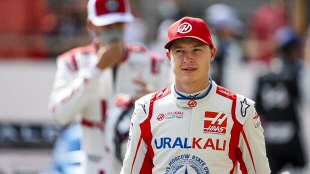 Российский гонщик Мазепин финишировал последним на Гран-при Испании