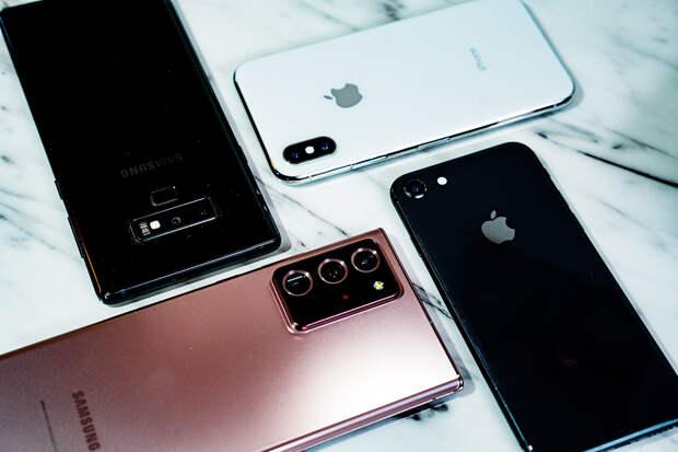 Samsung в рекламе посмеялась над Apple