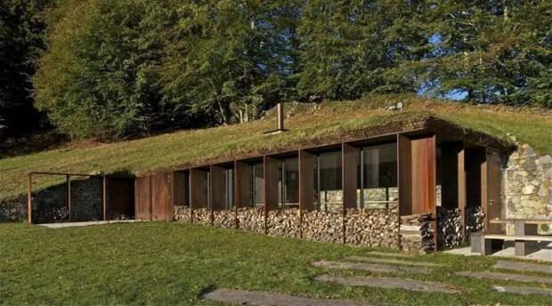 Землянка XXI века. Куда нас зовет современная «зеленая архитектура»?