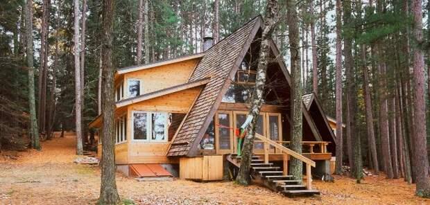 Самые необычные проекты домов в мире (67 фото)