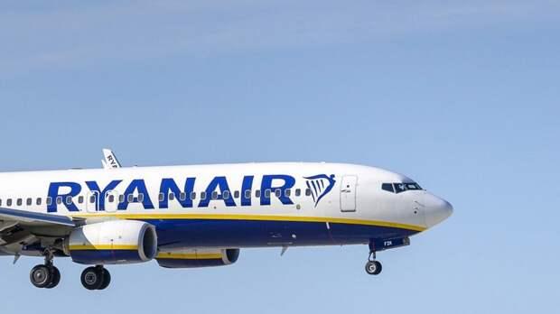 Следком Белоруссии намерен найти автора письма о минировании самолета Ryanair