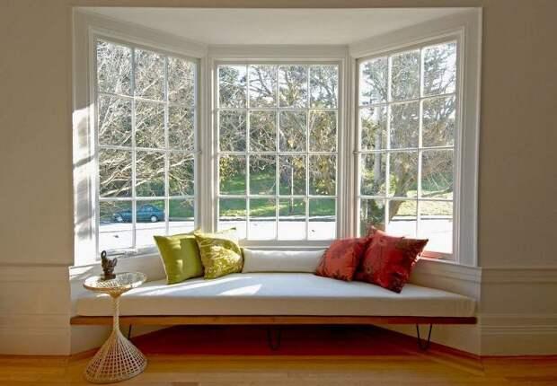Панорамные окна в квартире: разновидности и варианты остекления помещений (68 фото)