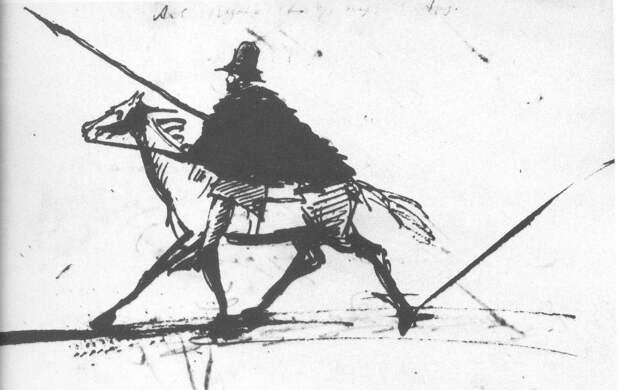 Побег Пушкина в Арзрум, ч.1