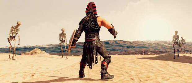 В Steam выйдет хардкорная Action/RPG про древнюю Грецию в духе Diablo и Dark Souls