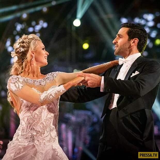 Танцовщица Надя Бычкова