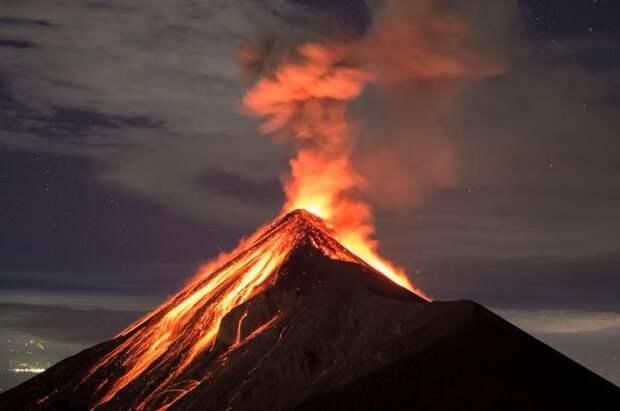 Более 5 тысяч человек сбежали из ДР Конго в Руанду из-за извержения вулкана