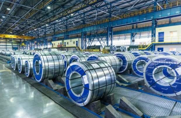 """Объем инвестиций """"Северстали"""" в 2021 году составит $1,35 млрд"""