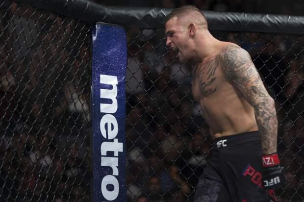 Порье поздравил Оливейру с победой над Чендлером на UFC 262