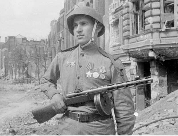 Автомат ППШ-41: «папаша», с которым победили Гитлера