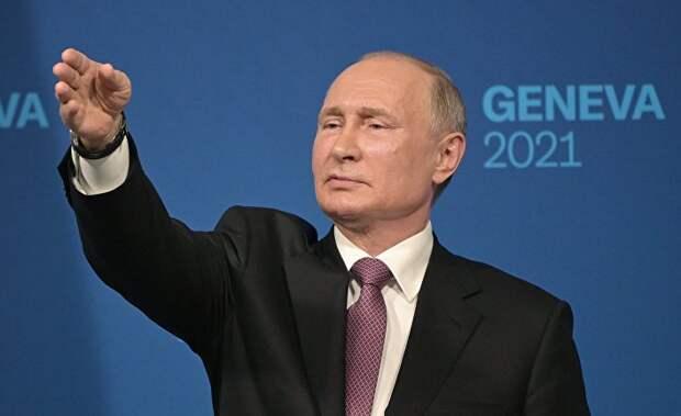 Jiji (Япония): байденовский подарок Путину с секретом