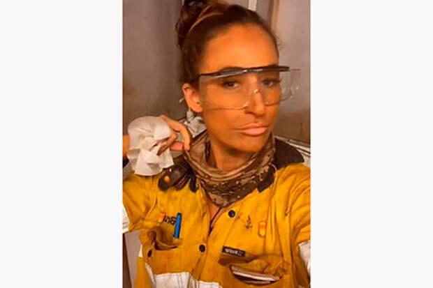 Шахтерша раскрыла секрет сохранения красоты вопреки «грязной» работе