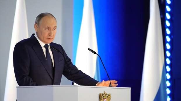 Путин указал на прямую связь конфликта в Израиле с вопросами безопасности России