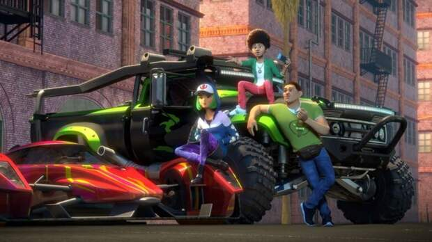 Первый трейлер мультсериала «Форсаж: Шпионы-гонщики» появился в сети