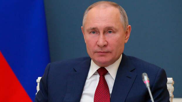 """Путин: противники """"Северного потока - 2"""" хотят заставить Россию платить"""