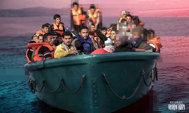 Немцы предлагают Крыму приютить проблемных беженцев