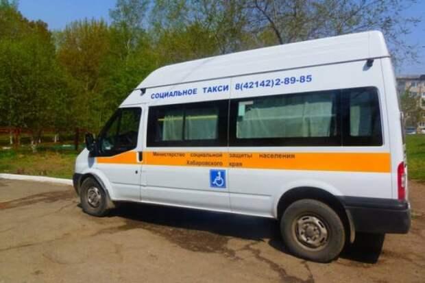 Мобильные бригады возобновили доставку пожилых людей на диспансеризацию в Хабаровском крае