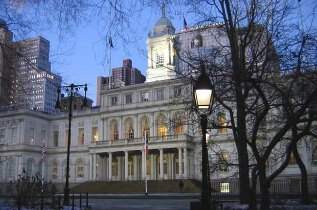 СМИ: Митингующие в поддержку вердикта по делу Флойда в Нью-Йорке расходятся