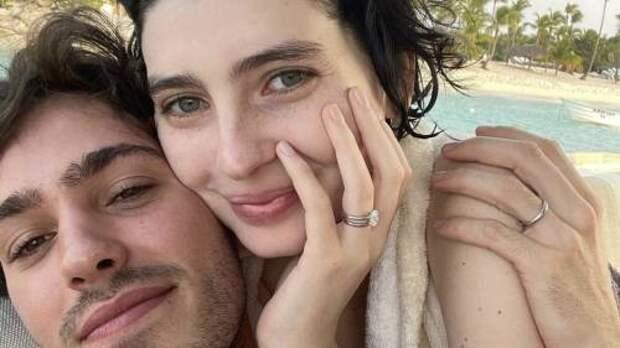 Дочь Пола Уокера Мидоу вышла замуж