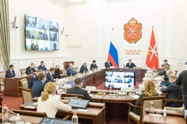 Тульских чиновников «профессионально разовьют» на 2,7 миллиона рублей