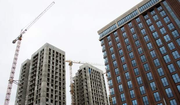 Два корпуса на 567 квартир построили в жилом комплексе «Кленовые аллеи» в ТиНАО