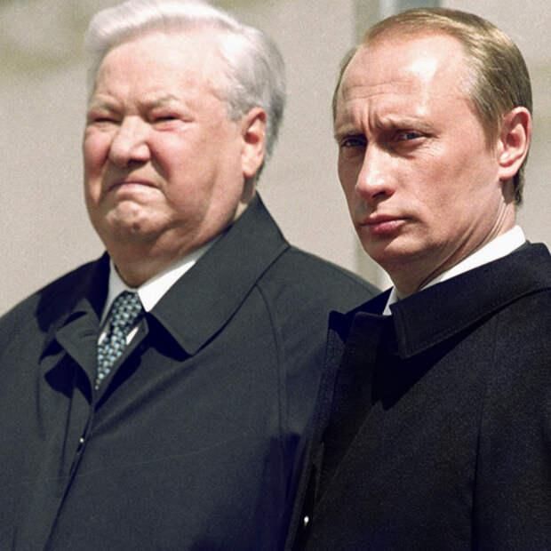 Экс-зять Ельцина рассказал, почему выбрали Путина, хотя хотели - Примакова