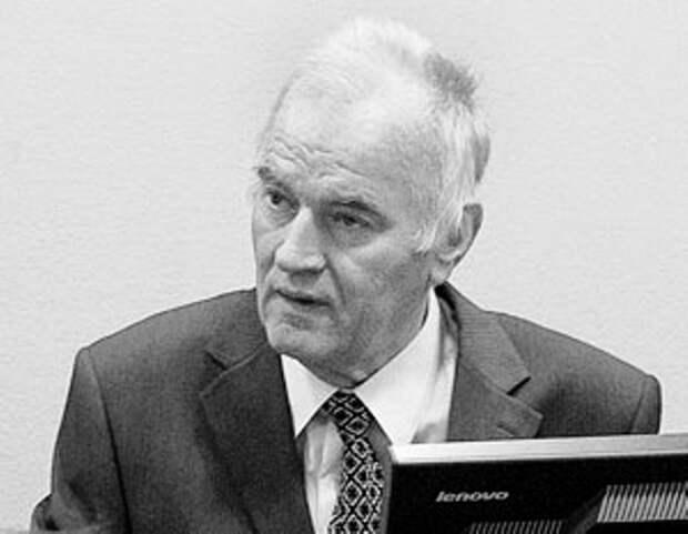 СМИ: Младич находится при смерти и огласил последнюю волю