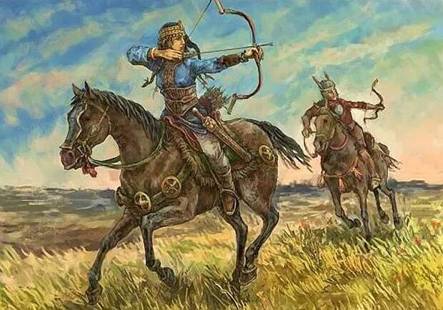 На Кавказе и в Закавказье в былые времена сражалось немало воительниц.