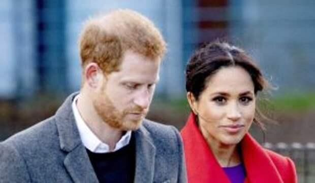 «Это конец»: Меган Маркл и принца Гарри хотят вышвырнуть с юбилея Елизаветы II