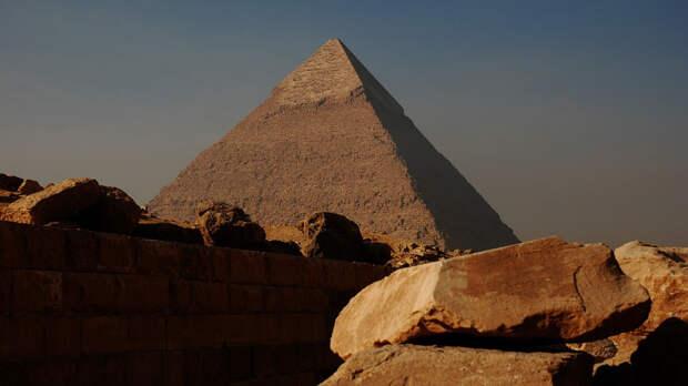 Эксперт: пирамида Хеопса является живой машиной