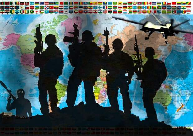Контуры грядущей войны