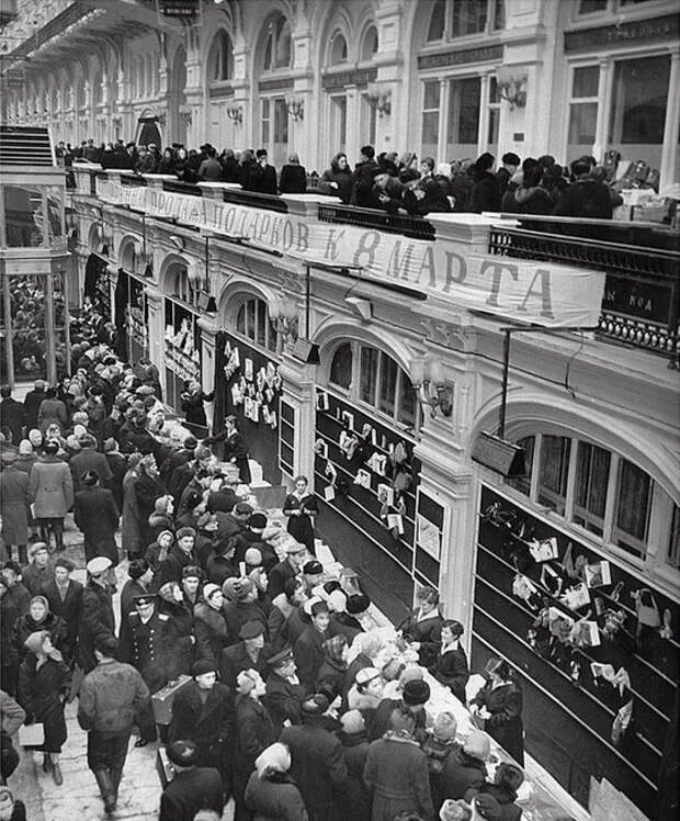 Коммуналки в ГУМе: кто жил в квартирах на Красной площади