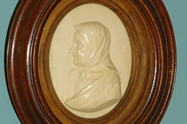 Образ Арины Родионовны, эмигрировавшей из Пскова в Италию, а оттуда обратно в Россию. Фото: Commons.wikimedia.org