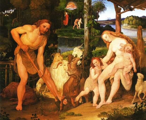 Жены детей Адама и Евы: откуда они взялись