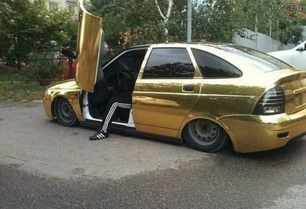 Автомобильная юморина. Безумно смешно!